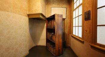 Anne-Frank-Huis-Boekenkast