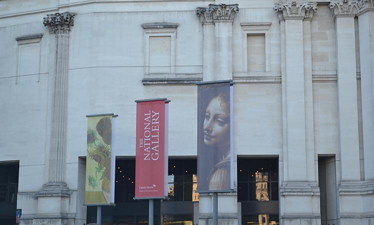O que ver na National Gallery de Londres
