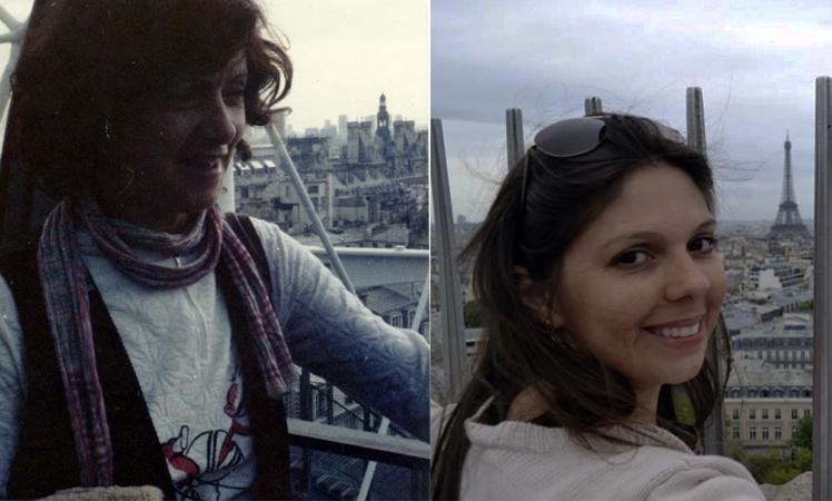 Minha paixão por Paris