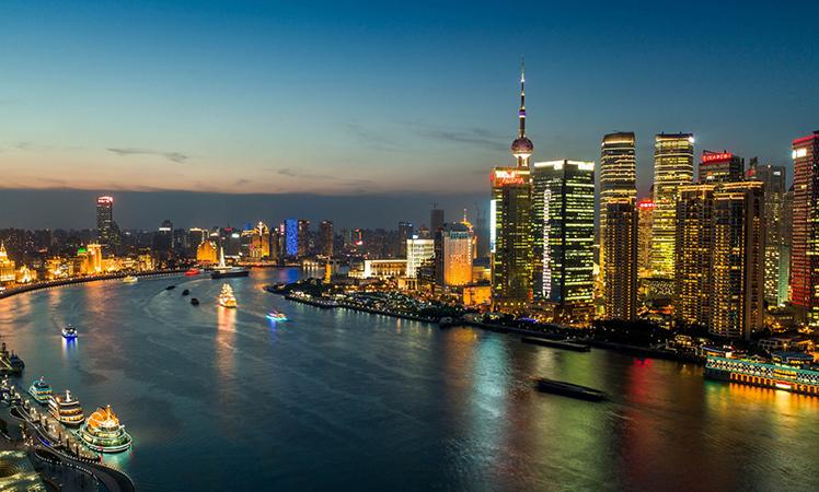 Minha amiga vai morar em Xangai!!!