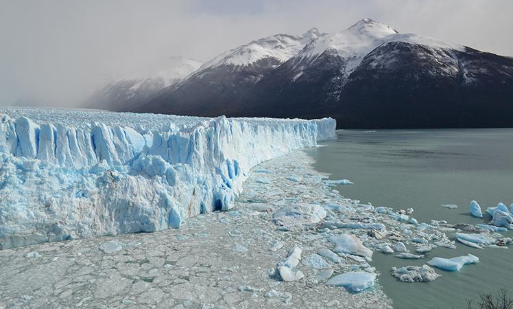 Glaciar Perito Moreno: fascinante obra da natureza