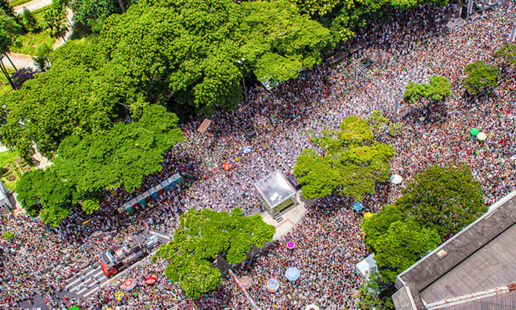 Carnaval de BH entra na lista dos melhores do Brasil