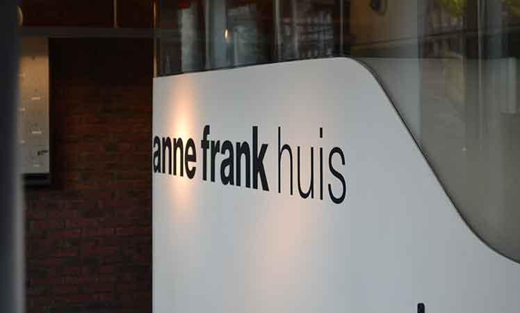 Visitando a Casa de Anne Frank em Amsterdã