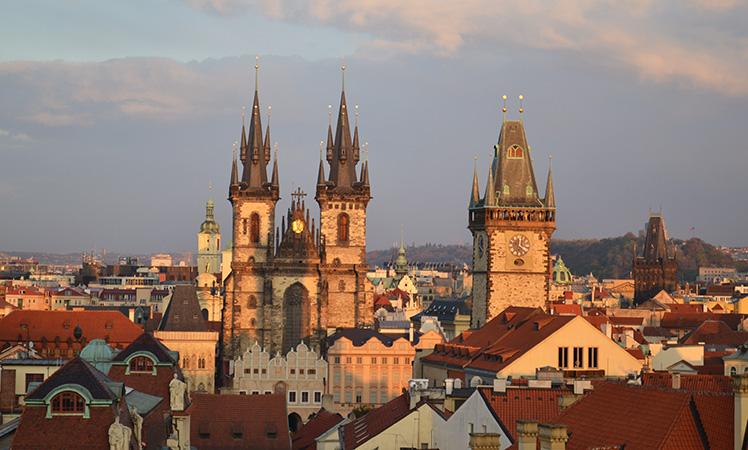 O melhor de Praga, cidade que seduz e encanta!
