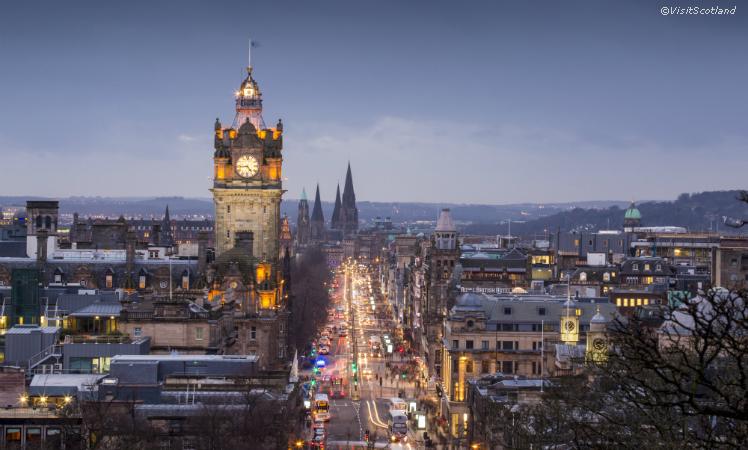 24 horas em Edimburgo: o que fazer?