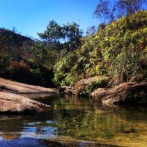 Cachoeira de Lavras Novas