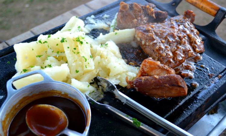gastronomia em Lavras Novas