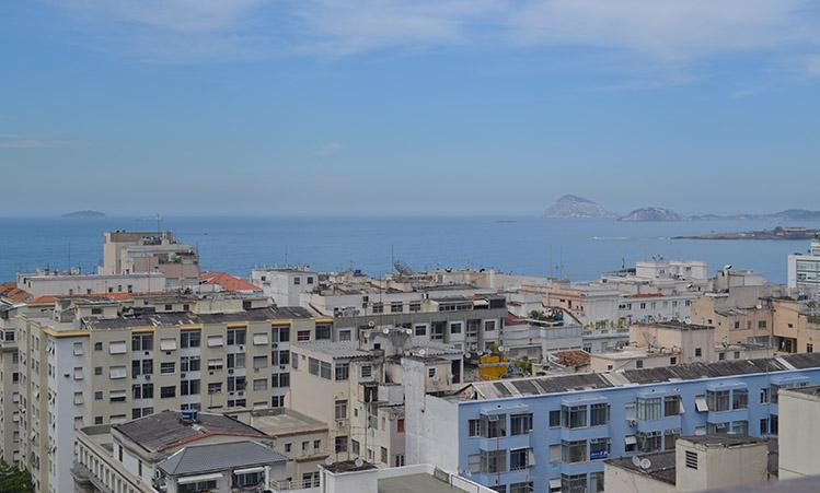 Onde ficar hospedado em Copacabana: Royal Rio Palace